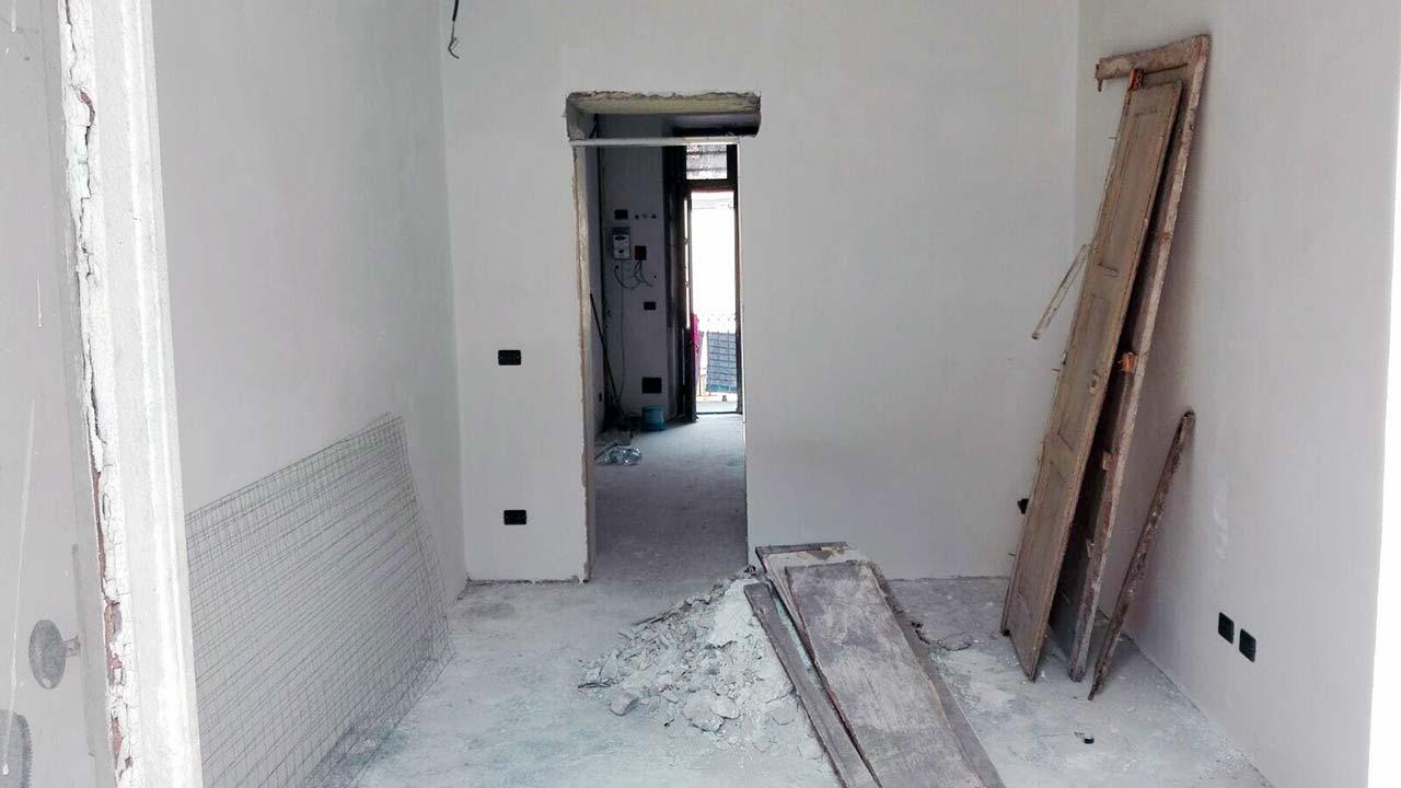 Appartamento Via Saccarelli TORINO | ACBEI - Bio Edilizia Italiana